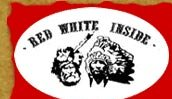 Red White Inside Indianer Trapper Club
